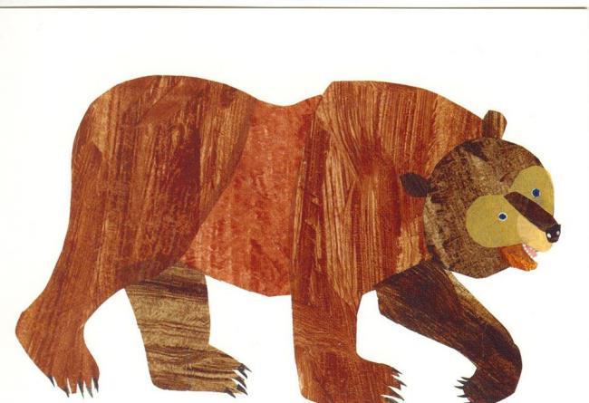 Resultado de imagen de BROWN BEAR STORY